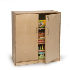 Lockable Supply Cabinet