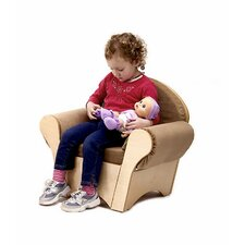 <strong>Whitney Brothers</strong> Child's Easy Recliner Chair