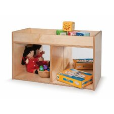 <strong>Whitney Brothers</strong> I See Me Toddler Cabinet