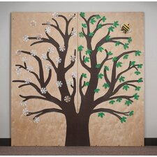 <strong>Whitney Brothers</strong> Single Wall Tree Panel
