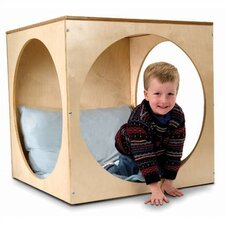 Whitney's Playhouse Cube with Floor Mat