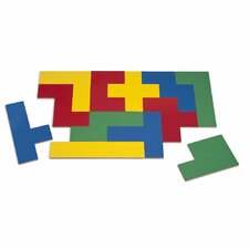Four Color Pentomino Puzzle