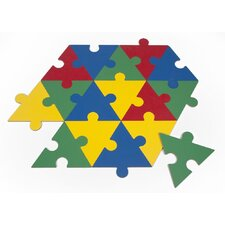 Triangle Shape Puzzle