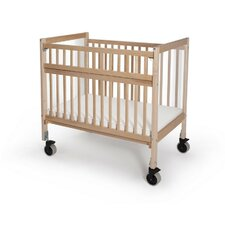 <strong>Whitney Brothers</strong> Clear View Folding Rail Evacuation Crib