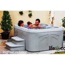 4-Person 20-Jet Simplicity DLX Plug and Play Spa
