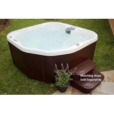 5-Person 23-Jet Sierra DLX Plug and Play Spa