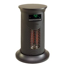 Lifelux Series Infrared Electric Heater Contemporary with Broadrange Oscillation Technology
