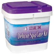 Leisure Time Deluxe Bromine Spa Care Kit