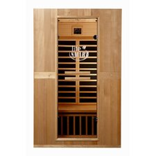 Ultimate 2 Person Carbon and Ceramic FAR Infrared Sauna