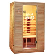 2 Person Ceramic FAR Infrared Sauna