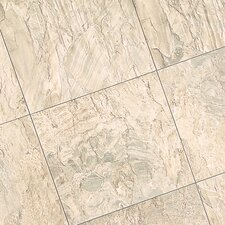 Quadra Natural Stone 8mm Laminate in California Gold Slate
