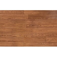 <strong>Quick-Step</strong> Classic 8mm 2-Strip Oak Laminate in Sienna