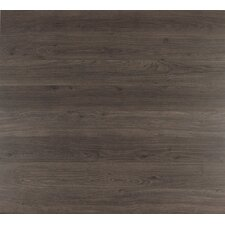 Eligna 8mm Oak Laminate in Dark Grey Varnished