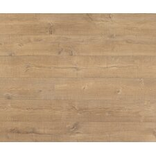 <strong>Quick-Step</strong> Reclaime 12mm Oak Laminate Plank in Malted Tawny Oak