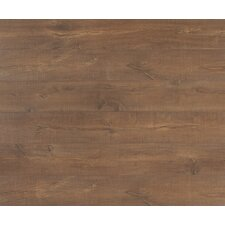 Reclaime 12mm Oak Laminate Plank in Desert Oak