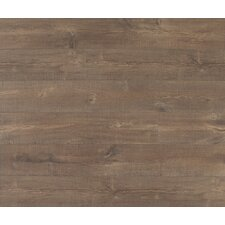 Reclaime 12mm Oak Laminate Plank in Mocha Oak
