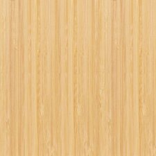 "Studio Floating Floor 7-11/16"" Vertical Bamboo Flooring in Natural"