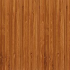 "<strong>Teragren</strong> Studio Floating Floor 7-11/16"" Vertical Bamboo Flooring in Caramelized"