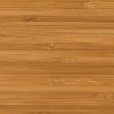 "Signature Naturals 3-5/8"" Vertical Bamboo Flooring in Caramelized"