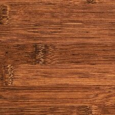 "Signature Colors 3-5/8"" Horizontal Bamboo Flooring in Walnut"