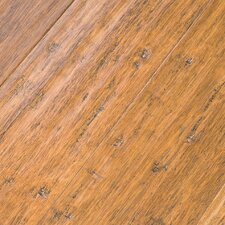 "<strong>Teragren</strong> Portfolio 5"" Engineered Bamboo Flooring in Hewn Tawny"