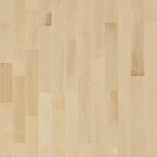 "European Naturals 3-Strip 7-7/8"" Engineered Maple Salzburg  Flooring"