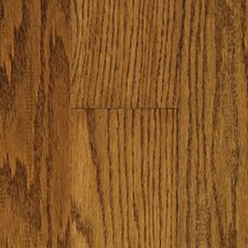 "Chalmette Hand Sculpted 5"" Engineered Oak Flooring in Saddle"
