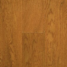 "Austin Springs 3-1/2"" Engineered White Oak Flooring in Gunstock"