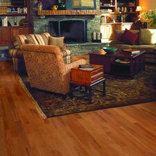 "Jacks Creek 3-1/4"" Solid Hickory Flooring in Gunstock"