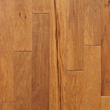 "Mountain Hickory Rustic 3"" Engineered Hickory Flooring in Gnarly Hickory Golden"