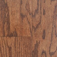 "<strong>Anderson Floors</strong> Monroe 5"" Engineered Oak Flooring in Rain Barrel"
