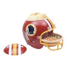 NFL Snack Helmet Chip & Dip Tray