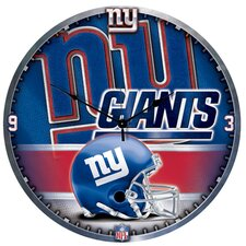"NFL 18"" High Def Wall Clock"