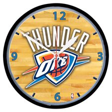 "<strong>Wincraft, Inc.</strong> NBA 12.75"" Wall Clock"
