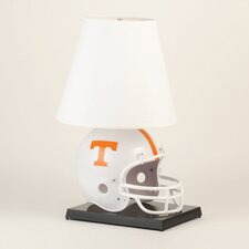 Collegiate NCAA Deluxe Helmet Table Lamp