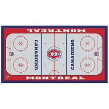 NHL Large Mat