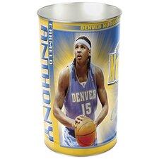 NBA Tapered Wastebasket