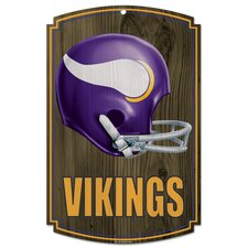NFL Helmet Graphic Art Plaque