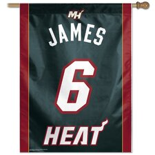 Miami Heat Flag