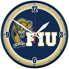 "<strong>Wincraft, Inc.</strong> 12.75"" Florida International University Wall Clock"