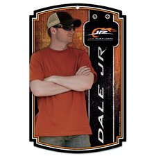 Dale Earnhardt Jr. Wood Sign