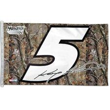 NASCAR Camoflage Banner