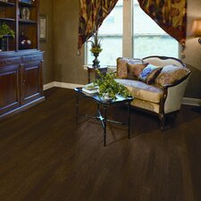 "Riverside 3"" Engineered Red Oak Flooring in Russet"