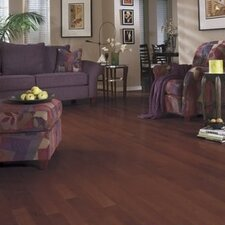 "Hermosa Plank 3"" Engineered Brazilian Hickory Flooring in Henna"