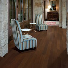 "Presidio 4-1/2"" Engineered Pecan Flooring in Burnt Umber"