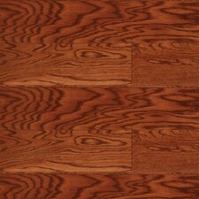 "Lakeside "" x 5"" Engineered Oak Flooring in Walnut"