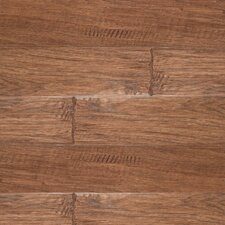 """River Ranch 5"""" Engineered Hickory Flooring in Almond"""