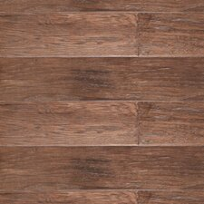 "River Ranch 5"" Engineered Hickory Flooring in Tobacco"
