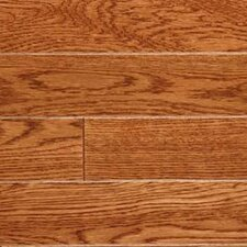 "<strong>LM Flooring</strong> Gevaldo 3"" Engineered White Oak Flooring in Mink"
