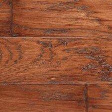"Gevaldo 5"" Engineered Hickory Flooring in Tobacco"